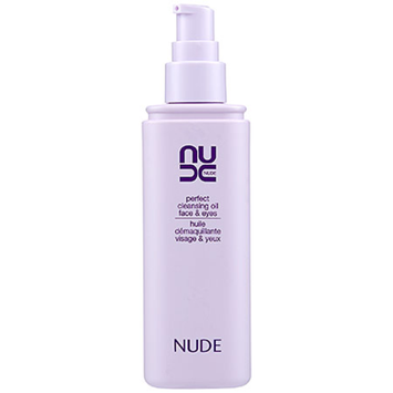 NUDE Skincare Perfect Cleansing Oil Face & Eyes 3.4 oz