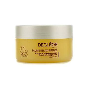 Decleor Baum Relax Intense Relaxing Massage Balm 125 ml.
