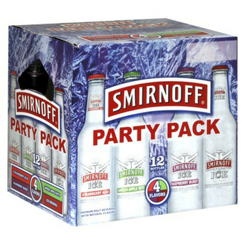Smirnoff Ice Twisted Variety Pack