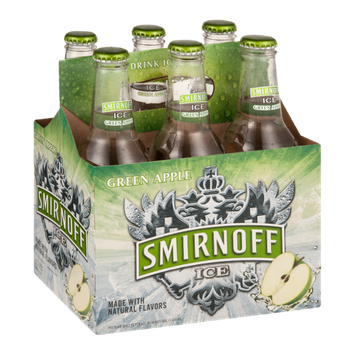 SMIRNOFF® Ice™ Green Apple