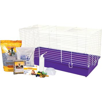 HOME SWEET HOME COMPLETE KIT FOR PET RABBITS