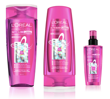 L'Oréal Paris Hair Expertise Nutrigloss Luminizer