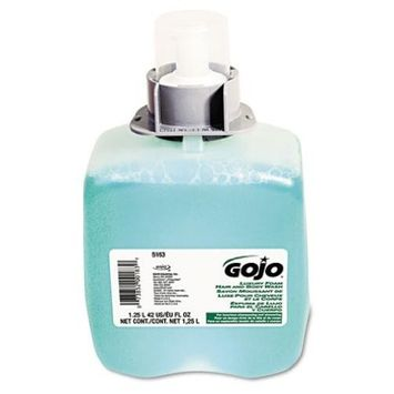 GOJO® Luxury Foam Hair & Body Wash