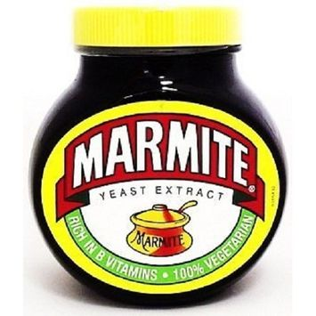 Marmite Yeast Extract, 4.4-Ounce Bottles (Pack of 4)