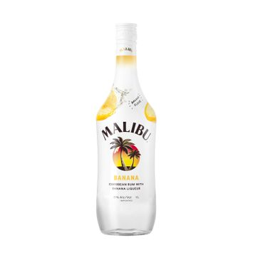 Malibu Rum Tropical Banana