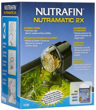 RC Hagen 10780 Nutrafin Nutramatic II Fish Food Feeder