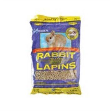 RC Hagen H1153 Rabbit Pellets, 2.5 lb, bag