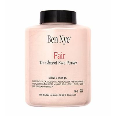 Ben Nye Fair Translucent Powder Shaker Bottle 3 Oz