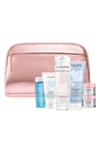 Skincare Essentials Collection - Only $39.50 with any Lancome purchase