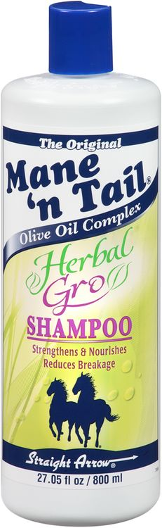 Straight Arrow® Mane 'n Tail® Olive Oil Complex Herbal Gro Shampoo