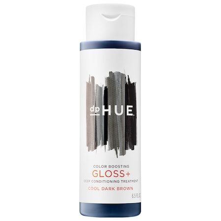dpHUE Color Boosting GLOSS+ Deep Conditioning Treatment Cool Dark Brown 6.5 oz