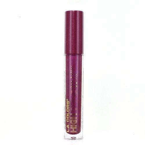 L.A. Colors High Shine Shea Butter Lipgloss - CLG940 Mingle (Pack of 3)