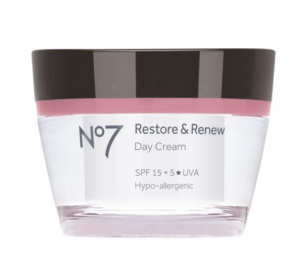 No7 Restore & Renew Day Cream