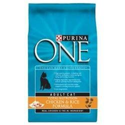 PURINA ONE® Adult CAT Chicken Rice