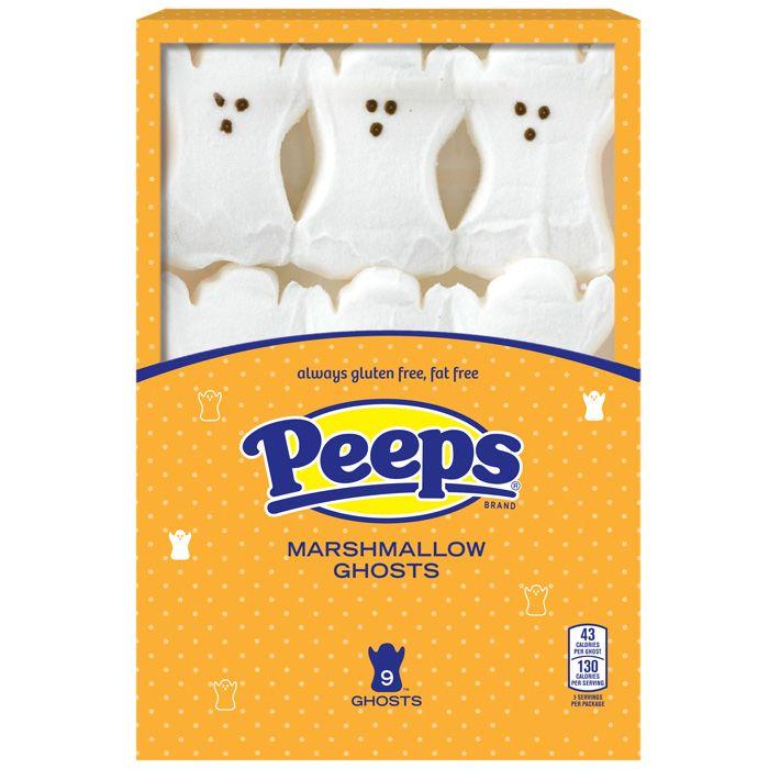 PEEPS® Marshmallow Ghosts