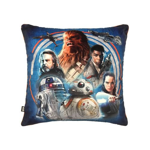 """Star Wars Episode 8 The Resistance 26"""" x 26"""" Oversized Decorative Pillow, 1 Each"""