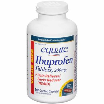 Equate Ibuprofen Tablets