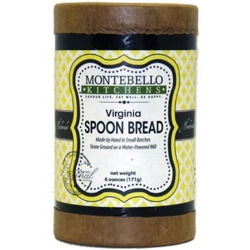 Montebello Kitchens Virginia Spoon Bread Mix, 6-Ounce (Pack of 3)