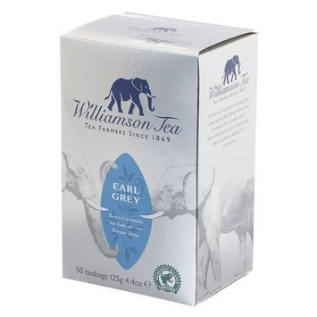 Williamson Tea Earl Grey 50 Teabags