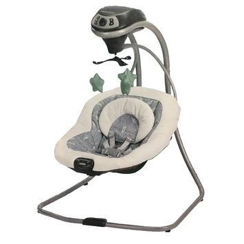Graco Simple Sway Baby Swing, Greenhill : Baby