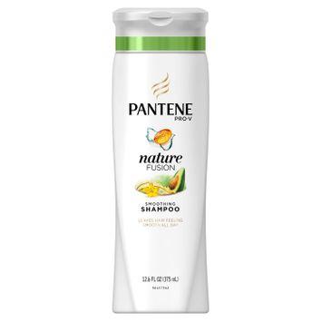 Pantene Pro-V Nature Fusion Smoothing Shampoo with Avocado Oil