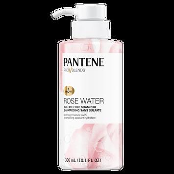 Pantene Rose Water Sulfate Free Shampoo