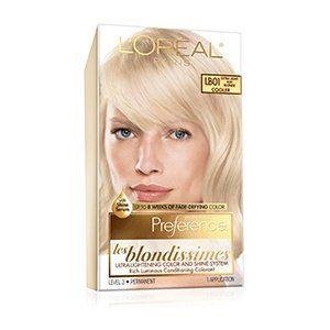 L'Oréal Paris Fade-Defying Shine Permanent Hair Color