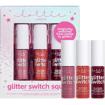 Online Only Glitter Switch Squad
