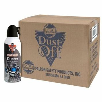 Falcon Dust Off Compressed Gas Duster 10 oz. 12 Pack