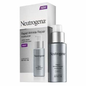Neutrogena Rapid Wrinkle Repair Moisturizer 1 Ounce Night (29ml) (3 Pack)