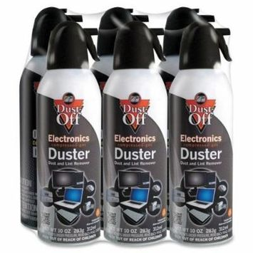 Falcon DustOff Dpsxl6 Xl Compressed Gas Duster