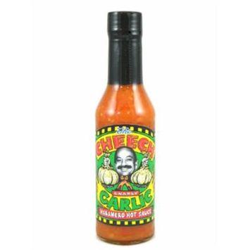 The Cheech Gnarly Garlic Hot Sauce (Pack of 3)
