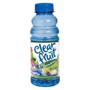 Clear Fruit Water Kiwi Strawberry 12