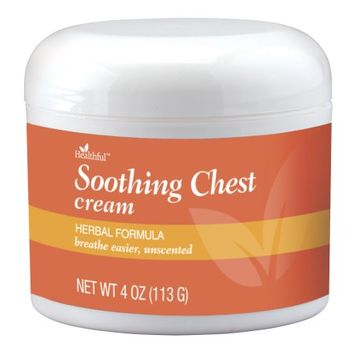 EasyComforts Healthful Soothing Chest Cream