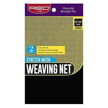Red by Kiss Stretch Mesh Weaving Net 2 pcs 12