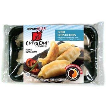 Innovasian Cuisine Pork Potsticker, 7.5 Ounce - 6 per case.