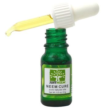 Just Neem, Neem Cure, 0.3 oz (8 g)