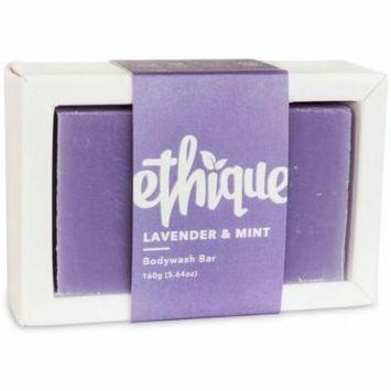 Ethique Eco-Friendly Body Wash Bar, Lavender & Mint 5.64 oz