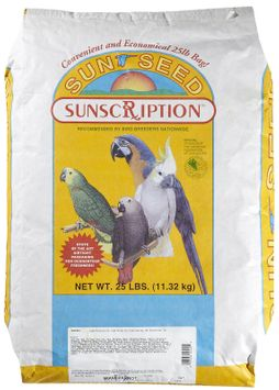 Sunseed Miami Parrot