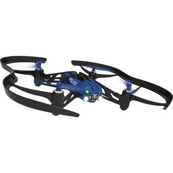 Parrot McClane Airborne Night Drone - Battery Powered - 0.15 Hour Run Time - 65.62 ft Operating Range - Bluetooth