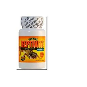 Zoo Med Reptivite without D3 8oz