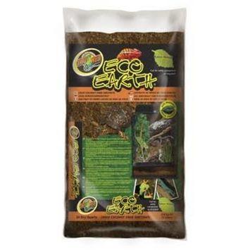 Zoo Med Eco Earth Loose Coconut Fiber Substrate - BULK - 48 Quarts - (6 x 8 Quarts)
