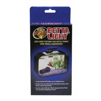 Zoo Med Betta Light Small Aquarium LED Light Fixture