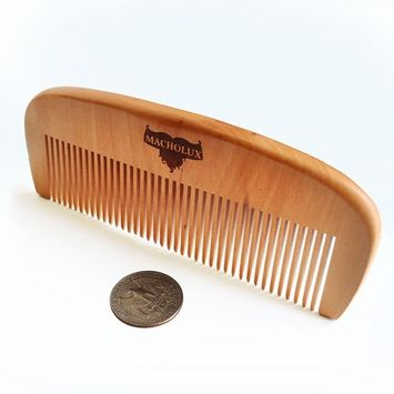 MACHOLUX - Bamboo Beard Comb