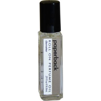 Demeter 236836 Paperback Roll On Perfume Oil .29-Oz