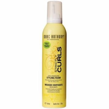 6 Pack - Marc Anthony Strictly Curls Curl Enhancing Styling Foam 10 oz