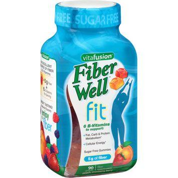 Vitafusion Fiber Weight Management Gummy Chews, 90 CT (Pack of 3)