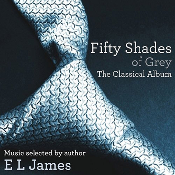 Capitol Records Fifty Shades of Grey CD: The Classical Album