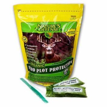 Bird-X Nature's Defense 60 Day Organic Deer Repellent Kit