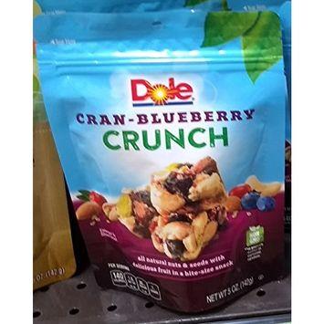 Dole cran blueberry crunch 5oz, Pack of 1